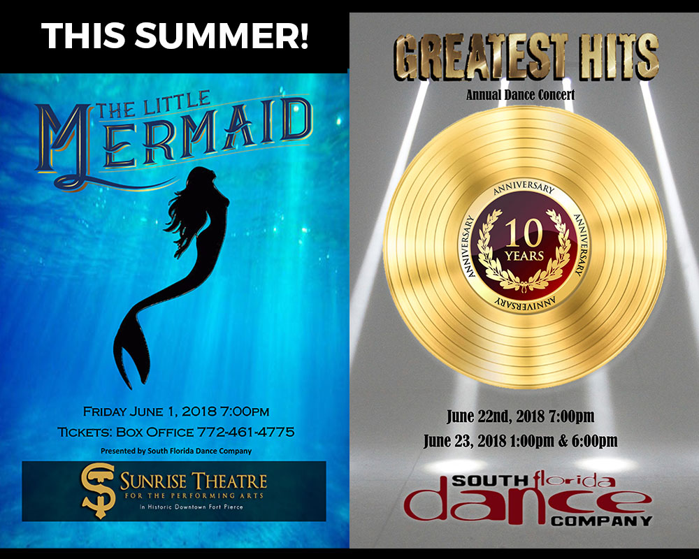 South Florida Dance Recitals - Summer 2018!
