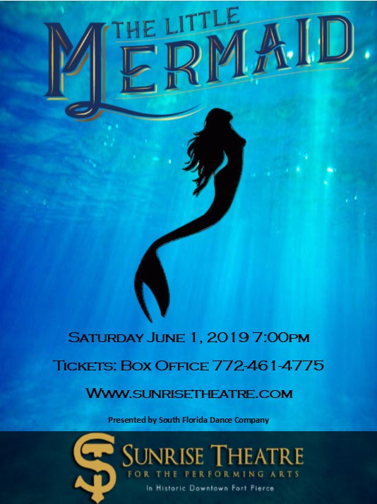 South Florida Dance - The Little Mermaid