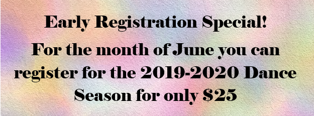 South Florida Dance - Early Registration Special